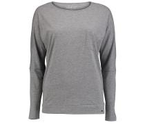 Jack's Base - Langarmshirt für Damen - Grau