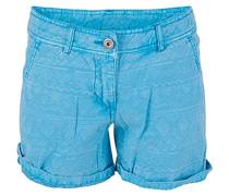 Isalie - Shorts für Mädchen - Blau
