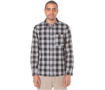 Checker Flanel - Hemd für Herren - Schwarz