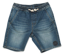 Easy Fit Denim - Shorts für Jungs - Blau