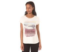 Mystic Geo - T-Shirt - Weiß
