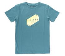 Obstacle - T-Shirt für Jungs - Blau