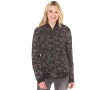 Flower Strike - Jacke für Damen - Schwarz