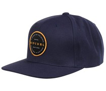 Mission Badge Snapback Cap