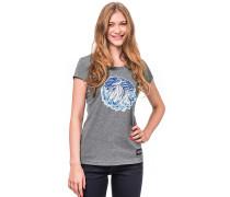 Night Mountain - T-Shirt für Damen - Grau
