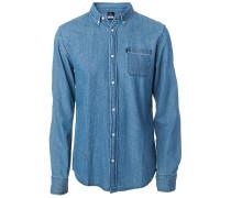 De Nimes - Hemd für Herren - Blau