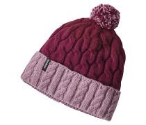 Pom - Mütze für Damen - Streifen