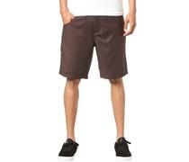 Pin - Chino Shorts für Herren - Braun