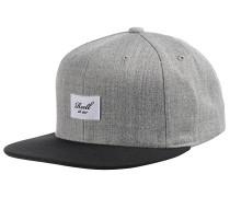 Pitchout 6-Panel Snapback Cap - Grau
