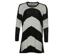 Twisted - Sweatshirt für Damen - Schwarz