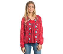 Lily - Hemd für Damen - Rot