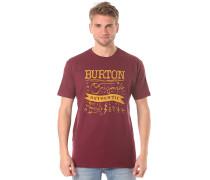 Workwear Slim - T-Shirt für Herren - Lila