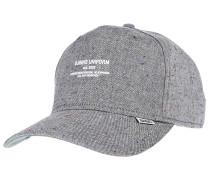 5P CV Spotted Linen Cap - Grau