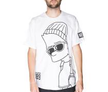 Big Steeze - T-Shirt für Herren - Weiß