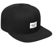 Base Snapback Cap - Schwarz