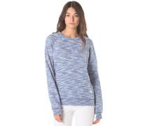 Lived In S/D - Sweatshirt für Damen - Blau
