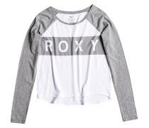 Love - T-Shirt für Damen - Grau