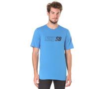 Skyline Dri-Fit Cool GFX - T-Shirt für Herren - Blau