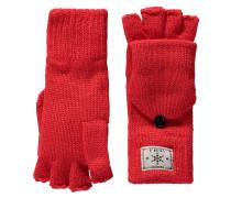 Dawn Knit - Handschuhe für Damen - Rot