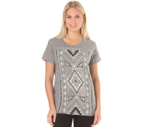 Keep Me Wild - T-Shirt für Damen - Grau