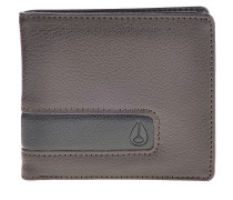 Showdown Bi-Fold Zip - Geldbeutel für Herren - Braun