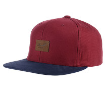 Pitchout 6-PanelSnapback Cap Rot