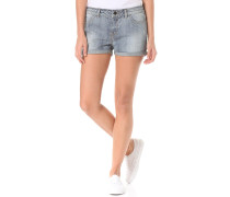 Elvis 2 - Shorts für Damen - Blau