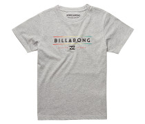 Unity - T-Shirt für Jungs - Grau