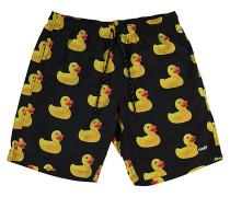 Rubber Ducky Hot Tub - Boardshorts für Herren - Schwarz
