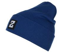 LouzMütze Blau