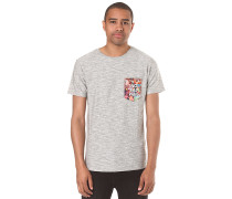 Tee Print - T-Shirt für Herren - Grau