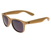 Jalo Sonnenbrille - Braun