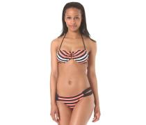 Idyl Wild Bandeau - Bikini Set für Damen - Schwarz