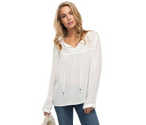 Buble Spirit Solid - Bluse - Weiß