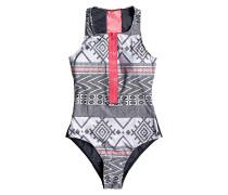 Sand To Sea Hal - Badeanzug für Damen - Schwarz