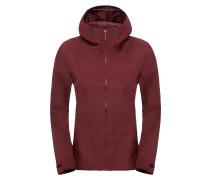 Fuseform Montro - Funktionsjacke für Damen - Rot