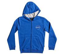 Jumja Zip - Kapuzenjacke für Jungs - Blau