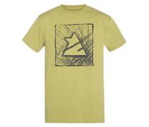 Scribbler - T-Shirt für Herren - Gelb