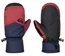 Cross Mitten - Snowboard Handschuhe für Herren - Rot