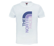 Ascent - T-Shirt für Jungs - Weiß