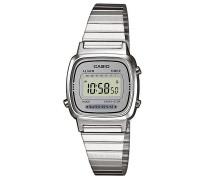 LA670WEA-7EFUhr Silber