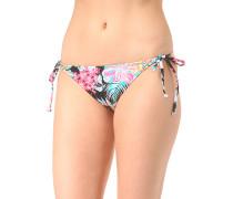 Tie Side - Bikini Hose für Damen - Schwarz