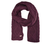 Careen - Schal für Damen - Rot