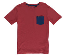 Jacks Base - T-Shirt für Jungs - Rot