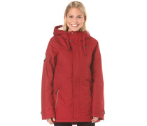 Zupernova - Mantel für Damen - Rot