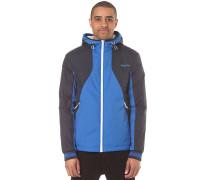 Color Block - Jacke für Herren - Blau