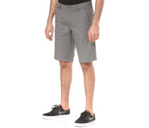 Essex - Chino Shorts für Herren - Grau