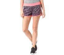Next Up Dip Dye - Shorts für Damen - Pink