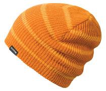 Tall Boy StripeMütze Orange
