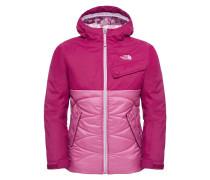 Carly Insulated - Funktionsjacke für Mädchen - Pink